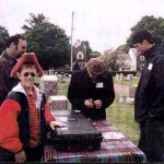 Jon Pidcock & Robert Fursa seal capsule