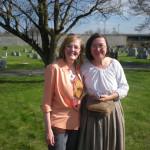 4-25-09 Riverside Cemetary Kathleen Cathy