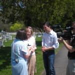 4-27-09 Cathy Kathleen Jamison Uhler NBC photographer