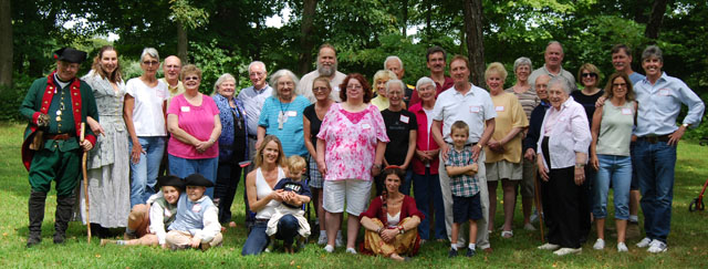 Pidock Reunion 8-16-2014 # 62-640