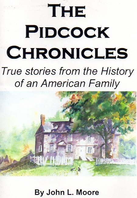 Pidcock family Chronicles