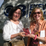 4-25-09 TV truck CBS3 Cathy Kathleen show Bible