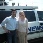 4-27-09 Jamison Kathleen NBC News 10 truck