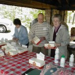 Pidcock 2002 Reunion offered box lunches